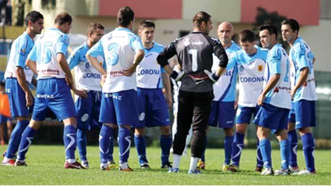 Botoşani nu e Dinamo, a învins-o pe Corona