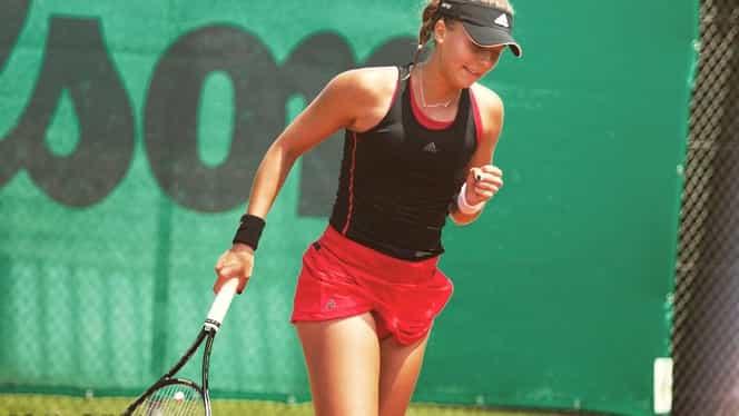 Raluca Șerban, noua stea din tenisul feminin… cipriot? Românca a eliminat o finalistă de la Roland Garros
