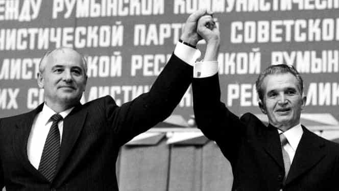 Nicolae Ceaușescu putea declanșa Al Treilea Război Mondial! Ce i-a cerut lui Mihail Gorbaciov în vara lui 1989! VIDEO