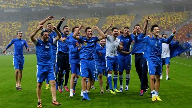 Un super-antrenor român ar putea deveni adversarul naţionalei lui Piţurcă! GRECIA îl vrea pentru preliminariile Euro 2016!