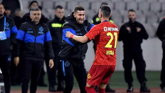 Universitatea Cluj, eliminată de FCSB din optimi. Ioan Hora și-a dus echipa în sferturile de finală ale Cupei României. VIDEO cu rezumatul!