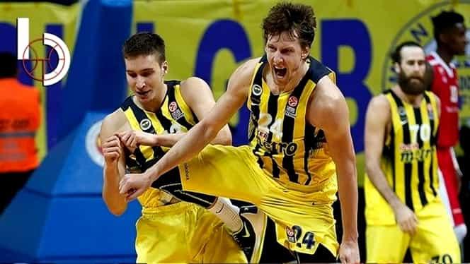 Program Digi Sport vineri, 17 mai. Ce meciuri se pot vedea în Final Four al Euroligii de baschet