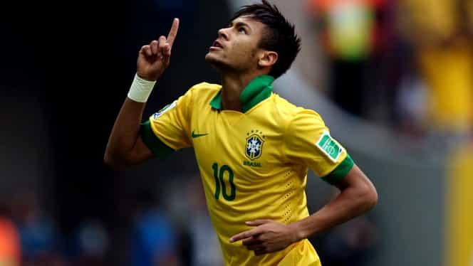 Neymar şi-a luat revanşa după meci! RECORD INCREDIBIL realizat de brazilian în faţa Germaniei