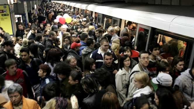 Incidente la metrou! Circulaţia îngreunată pe tronsonul Eroilor – Anghel Saligny. Reacția Metrorex