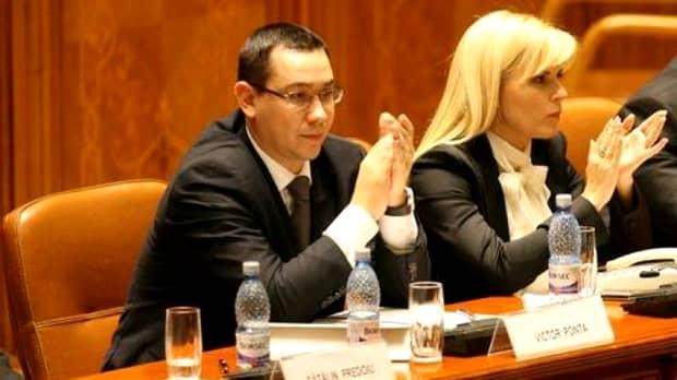 """Elena Udrea, mesaj dur către Victor Ponta: """"Dorin Cocoș ți-a luat ție haine, în loc să îmi ia pantofi!"""""""