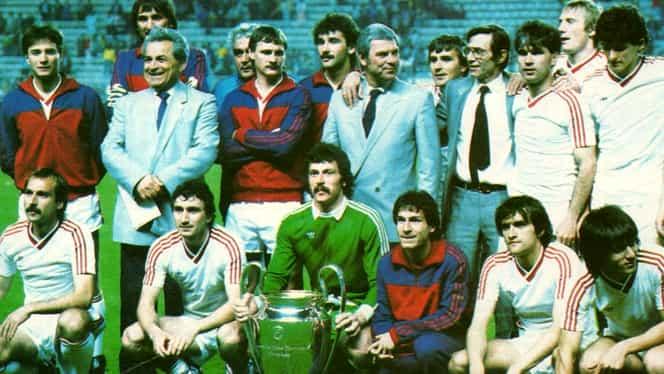 Singurul străin din delegaţia dusă de Steaua la Sevilla! Miliardarul care s-a bucurat pe teren de trofeu. Cum i-a premiat pe stelişti