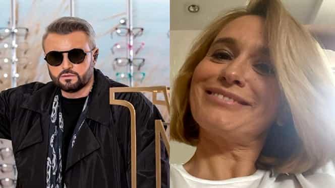 Cătălin Botezatu și Raluca Bădulescu o laudă pe Andreea Esca. Ce ținută a fost aplaudată de cei doi critici de modă – Foto
