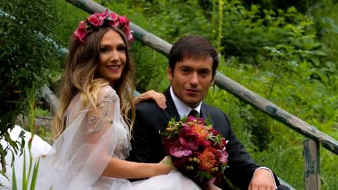 Cum a fost cerută în căsătorie Adela Popescu. Radu Vâlcan a spus totul fără perdea