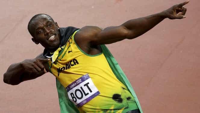 A intrat în istorie! Bolt, la al treilea titlu CONSECUTIV la 100 metri