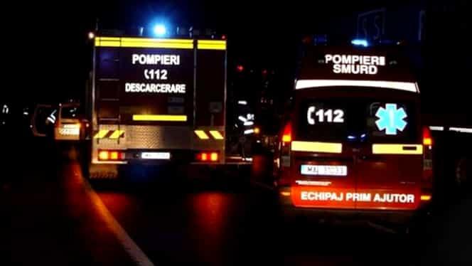 Accident CUMPLIT în apropiere de Ploieşti: cinci persoane au murit