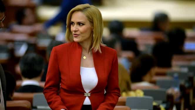 """Gabriela Firea, despre candidatura la prezidențiale: """"Nu vreau ca PSD să arunce în cursă un iepuraș"""""""