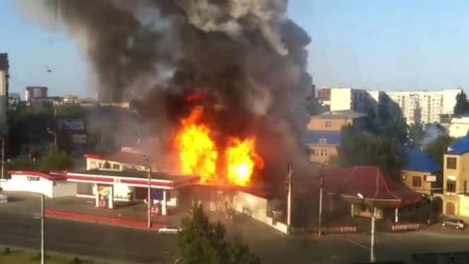EXPLOZIE în Volgograd, soldată cu 11 răniţi şi 8 dispăruţi