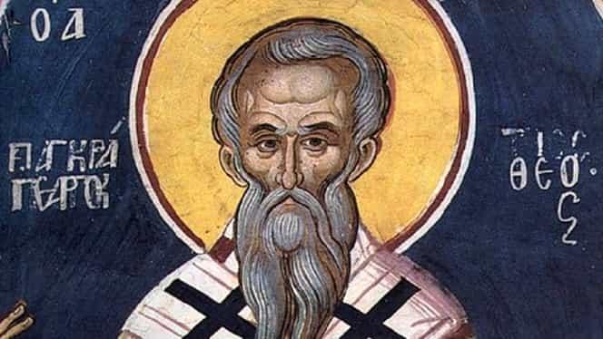 Calendar ortodox 9 iulie 2019: Biserica îl pomenește pe Sfântul Pangratie