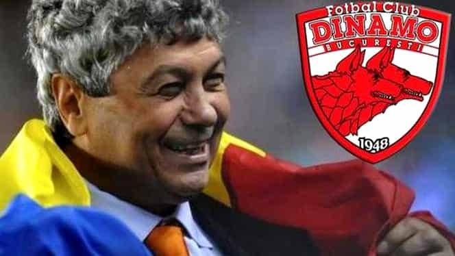 Dicu despre marele dinamovist Mircea Lucescu, sărbătorit în ziua derby-ului cu FCSB