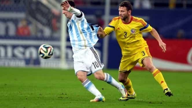 România a urcat o poziţie în clasamentul FIFA COCA-COLA