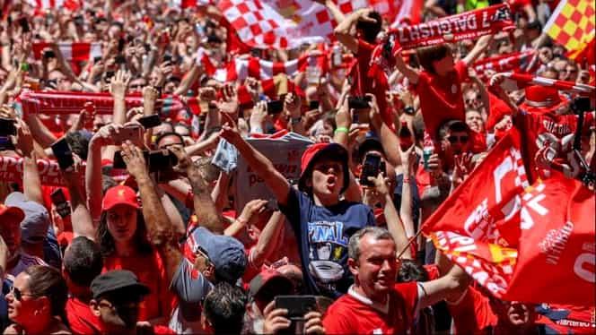 Liverpool a încercat să înregistreze un cântec folosit de zeci de cluburi din lume! Fanii lui Napoli îl fredonează de peste 25 de ani