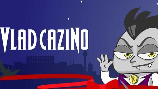 Primul cazino online 100% românesc, Vlad Cazino, îşi înfige colţii în piaţa locală!