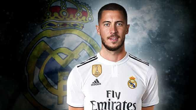 """10 lucruri mai puţin cunoscute despre Eden Hazard! Părinţii lui au fost fotbalişti, cum a luat singurul """"roşu"""" din carieră şi ce spunea Zidane în 2010"""