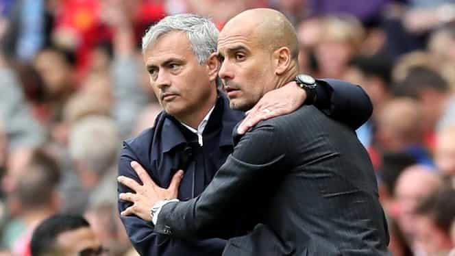 Război în Manchester! Mourinho şi Pep Guardiola se luptă pentru un STAR de la Real Madrid