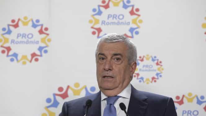 Călin Popescu Tăriceanu a demisionat din ALDE. Care este motivul