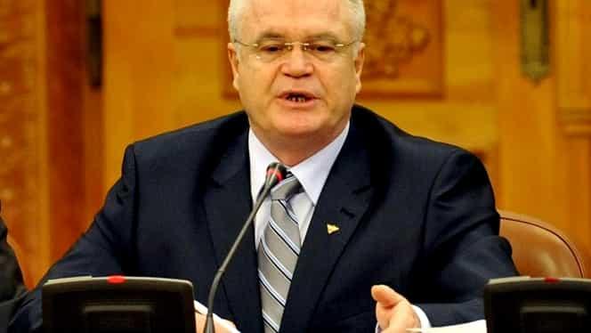 Cine este Eugen Nicolicea, cel care i-ar putea lua locul lui Tudorel Toader ca ministru al Justiției