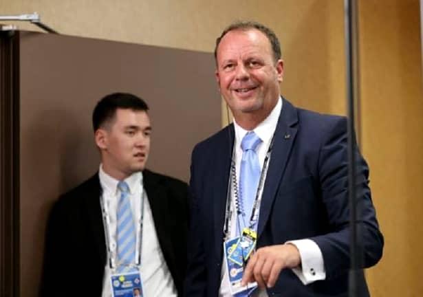 """Claudiu Chimoiu este de 9 ani producătorul executiv al tuturor evenimentelor de judo ale IJF. Românul este supranumit """"omul-orchestră"""" de colegii din cadrul marii organizații mondiale a judo-ului!"""