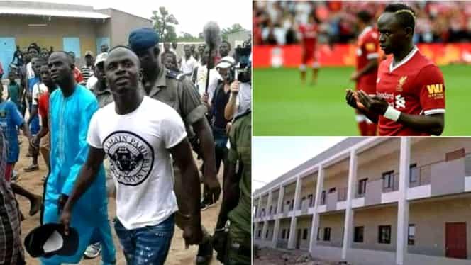 Gestul de milioane al lui Sadio Mane! Unde a ales să-și facă vacanța după finala Cupei Africii