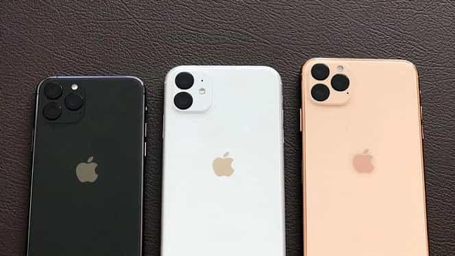 Când apare Iphone 11. Apple a confirmat data oficială a lansării, dezvăluită de internauți