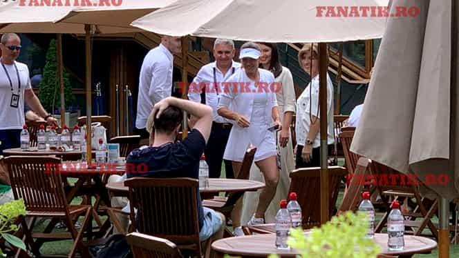Stere și Tania Halep au ajuns la Wimbledon. Momentul revederii cu Simona. FOTO EXCLUSIV