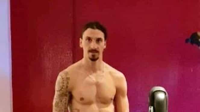 Cum se pregătește Zlatan Ibrahimovic de revenirea în Europa! Face taekwondo în boxeri! Video