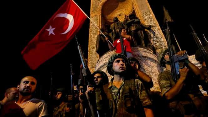 Decizie radicală în Turcia privind funeraliile religioase pentru pucişti