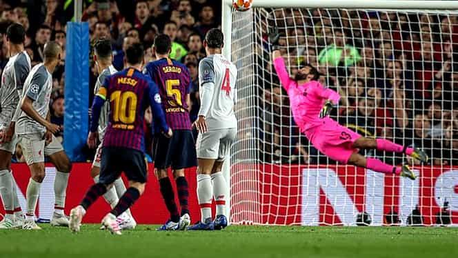 Leo Messi, golul sezonului 2018-2019 din UEFA Champions League. Vezi ce face starul Barcelonei pentru a se recupera după ultima accidentare