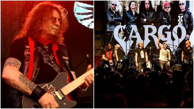 Doliu în lumea rock-ului românesc. Adrian Bărar, fondatorul trupei Cargo, a fost răpus de coronavirus