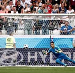 El-Hadary, penalty apărat la 45 de ani! Nou record la CM 2018! Video