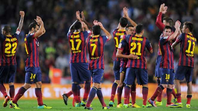 Englezii ANUNŢĂ: Barcelona mai vinde un jucător la Arsenal!