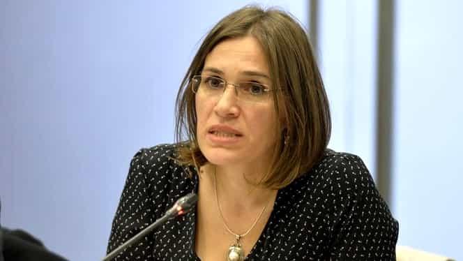 Cine este Irina Alexe, noul secretar de stat la MAI. La 42 de ani a obţinut o pensie colosală