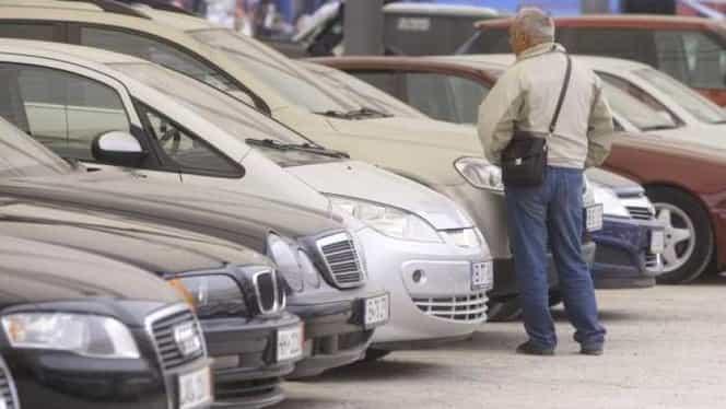 ANAF a scos la licitaţie maşini confiscate. Preţuri extrem de mici pentru Opel Corsa sau Skoda Octavia