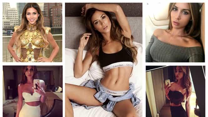 Top 10 cele mai sexy iubite de fotbalişti din lume. Galerie foto