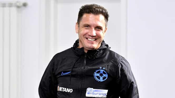 Narcis Răducan a plecat de la FCSB cu o lună mai devreme! Gigi Becali voia să-l dea afară în decembrie, după ce-i plătise 5 luni în avans! EXCLUSIV