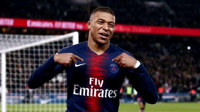 PSG a pregătit o ofertă faraonică pentru Kylian Mbappe. Va deveni cel mai bine plătit jucător din lume!