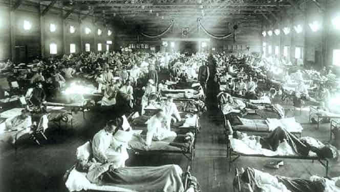 Cum a arătat valul 2 al gripei spaniole în România! Pandemia din 1918 a făcut ravagii