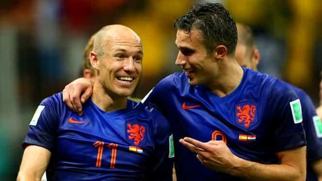 VIDEO / Au RÎS în hohote! Reacţiile incontrolabile ale comentatorilor olandezi!