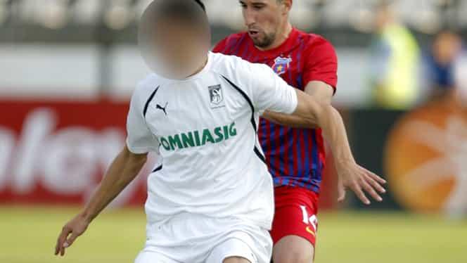 Acum o lună l-au vrut Dinamo, Vaslui şi Brescia. S-a accidentat şi a ajuns pe drumuri!