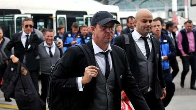 GALERIE FOTO / Steaua a ajuns la Basel. Vezi imaginile unei deplasări CRUCIALE!