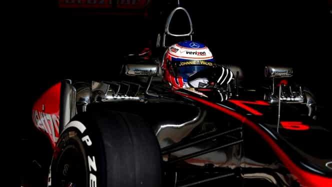 VIDEO / ISTORIC! McLaren a prezentat monopostul F1!