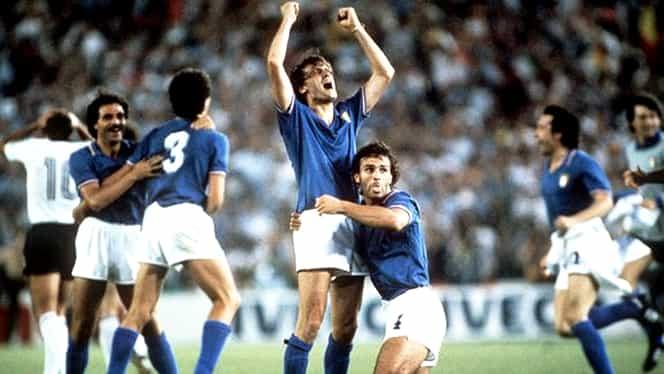 Paolo Rossi, eroul CM 1982, răsplătit cu 20.000 de sticle cu vin!