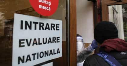 A început Evaluarea Națională pentru elevii de clasa a VI-a. Copiii au susţinut proba la limba și literatura română