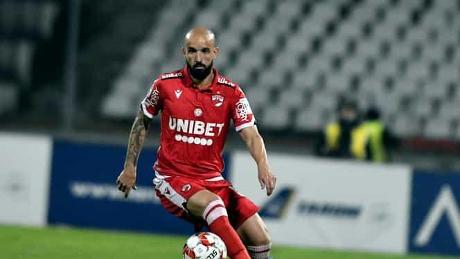 Gaz Metan transferă de la Dinamo. Gabriel Moura a semnat cu echipa lui Edi Iordănescu. Detaliile contractului: salariu de 5.000 de euro. EXCLUSIV