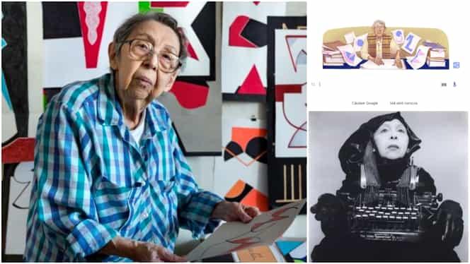 Cine a fost Geta Brătescu, marea artistă a României de care poate n-ai auzit până acum. Google o omagiază chiar de ziua sa