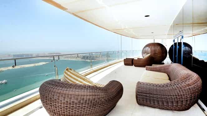 Apartamentul de 15 milioane de euro al lui Roger Federer. Cum arată locuinţa de lux şi ce dotări uluitoare îi sunt puse la dispoziţie. Foto